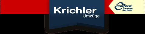 Logo von Krichler Umzugs-Logistik GmbH